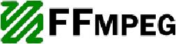 FFmpeg Logo showing zigzag pattern